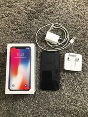 iPhone X space grau 64