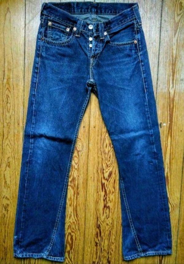 Original Levis Jeans Herren Lot