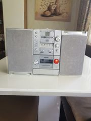 Mini Stereoanlage Welltech