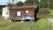 Geräteschuppen Riedhütte