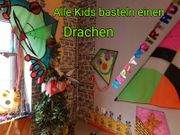 Kindergeburtstag Nrw mal anders Drachenworkshop