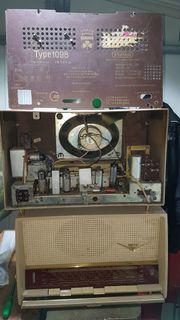 Röhrenradios und SW-