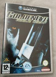 GoldenEye Rogue Agent Nintendo Gamecube