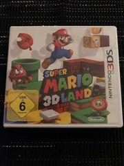 SUPER MARIO NINTENDO 3DS Spiel