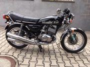 Kawasaki Oldtimer