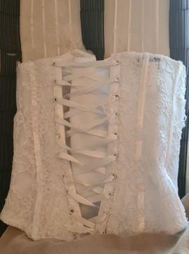 Alles für die Hochzeit - Hochzeitskleid Brautkleid aus Frankreich passend