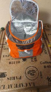 Prima neuwertiger Kühl und Warmhalte-rucksack