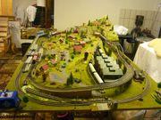 Modelleisenbahn HO Anlage