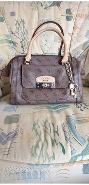 Originale GUESS Handtasche braun