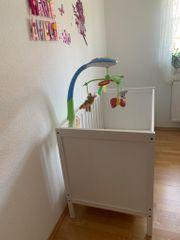 Ikea Baby Bett SUNDVIK mit