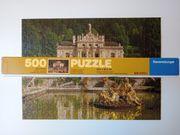 Ravensburger Puzzle Schloss Linderhof 500