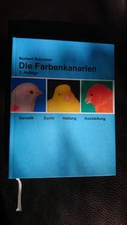 Buch Die Farbenkanarien von Norbert