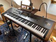 Korg Kronos X73 ZB Synthesizer