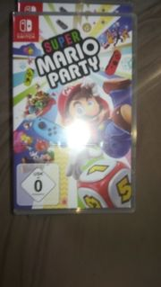 Nintendo Switch super mario party