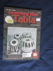 Learning the Tabla Anleitung Notenheft
