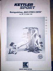 Multi-Fitness-Center Kettler