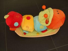 Sonstiges Kinderspielzeug - Schaukelraupe von Roba