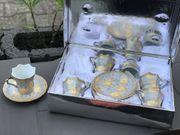 HEUTE 10 - Kaffee Mokka Set