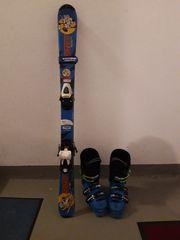Kinder Ski 110cm und Skistiefel