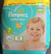 Verkaufe Pampers Baby-Dry Gr 7