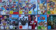 Spiele für Nintendo Switch
