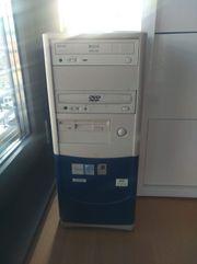Desktop Retro PC Fujitsu-Siemens Pentium