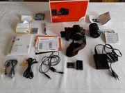 Sony Alpha 300 Digitale Spiegelreflexkamera