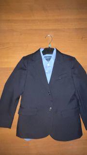 Zara Boys Sakko 110 dunkelblau