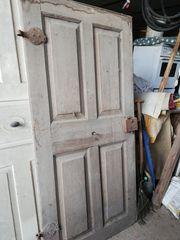 alte Tür zu verkaufen