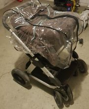 Kinderwagen Kombikinderwagen BabyOne BO1 Twist