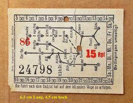 Fahrscheine Eintrittskarte Ticket antik: Kleinanzeigen aus Oberding - Rubrik Sonstige Sammlungen