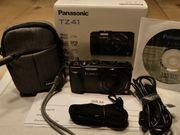 Panasonic Lumix DMC-TZ41 Leica Objektiv