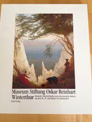 Buch Museum Stiftung Oskar Reinhart