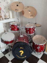 Schlagzeug wie NEU