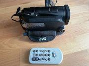 JVC Camcorder HD Festplatte GZ-HD3 -