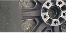 Sommer 195 - 295 - 4 Alufelgen mit Uniroyal Reifen