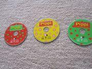 Kinder CDs Pippi Langstrumpf Michel