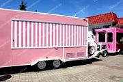 Verkaufsanhänger Imbissanhänge Imbiss Food Truck