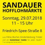 Sanderauer Hofflohmärkte am