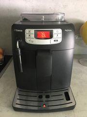 Saeco Kaffevollautomat Metallregal Hochfloor Teppich