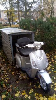 motorroller Bendi Seniorenmobil