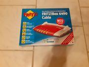 Fritzbox Cable 6490 von AVM