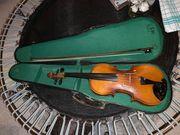 3 4 Geige mit angenehm
