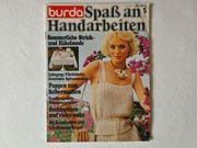 burda Zeitschrift 1979 Spaß an