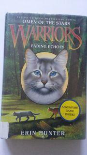 Englisches Jugendbuch Warriors Omen of