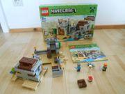 21121 LEGO Minecraft Der Wüstenaußenposten