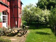 Wunderschöner idyllischer Garten für Veranstaltungen