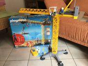 Playmobil City Action beweglicher Kran