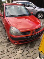 Verkaufe Renault Clio Benzin