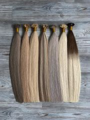 Extensions Flat Tip